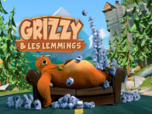 Grizzy et les lemmings