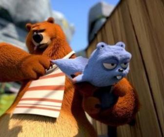 Grizzy et les lemmings - S2 E4 : Ours de jouvence