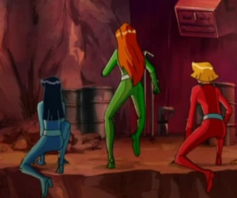 Totally Spies - Aéro-WOOHP