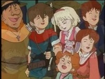 Les Aventures De Robin Des Bois, le manga