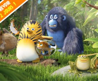 Les As de la Jungle - à la rescousse! - S3 E16 : On a dit pas les mamans