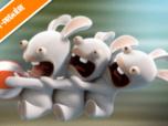 Les lapins crétins