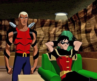 Young Justice - S1 E24 : Performance